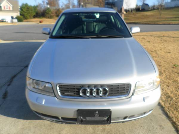 State Farm Insurance Rate Quote For 2001 AUDI A4 1.8T QUATTRO AWD 2WD SEDAN 4 DOOR - 1.8L L4  FI       20V  F $185.12 Per Month