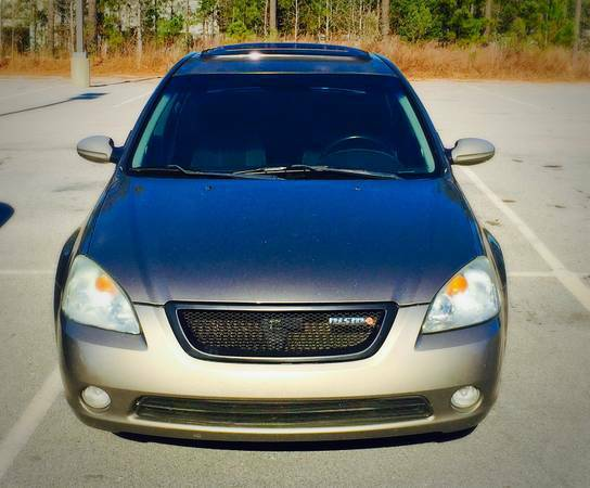 State Farm Insurance Rate Quote For 2002 Nissan Altima 4D Sedan $128 Per Month