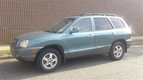 State Farm Insurance Rate Quote For 2003 HYUNDAI SANTA FE GLS LX 4WD WAGON 4 DOOR - 3.5L V6  MPI DOHC 24V NM4 $214.58 Per Month