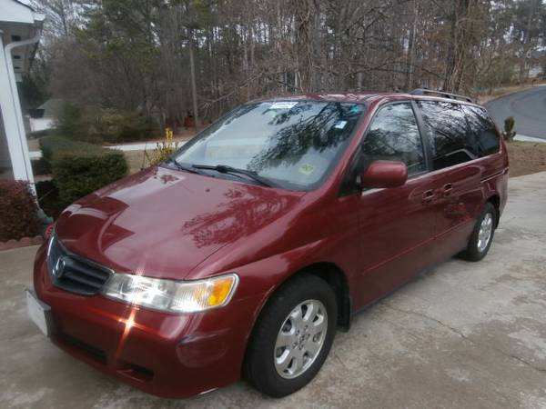 State Farm Insurance Rate Quote For 2004 HONDA ODYSSEY LX SPORT VAN $164.15 Per Month