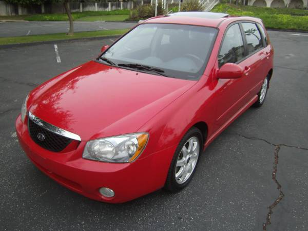 State Farm Insurance Rate Quote For 2005 KIA SPECTRA5 2WD HATCHBACK 4 DOOR - 2.0L L4  PFI DOHC 16V NP $57.93 Per Month