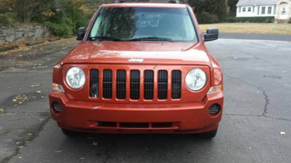 State Farm Insurance Rate Quote For 2008 JEEP PATRIOT LIMITED 4WD WAGON 4 DOOR - 2.4L I4  SFI DOHC      S $110.36 Per Month