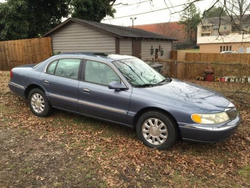 Travelers Insurance Rate Quote For 1999 LINCOLN CONTINENTAL SEDAN 4 DOOR $124.75 Per Month 9418207