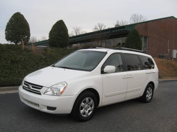 USAA Insurance Rate Quote For 2006 KIA SEDONA EX LX 2WD SPORT VAN - 3.8L V6  PFI DOHC 16V NP $104.89 Per Month