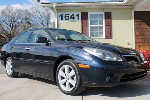 Compare 21st Century Insurance Policy Quote For 2005 LEXUS ES 330 2WD SEDAN 4 DOOR - 3.3L V6  SFI      24V NS $80.05 Per Month