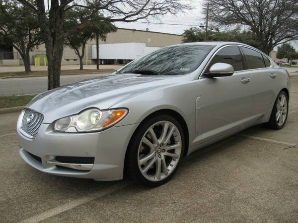 Compare 21st Century Insurance Policy Quote For 2010 JAGUAR XF LUXURY 2WD SEDAN 4 DOOR - 4.2L V8  SFI DOHC 32V NS4 $117.95 Per Month