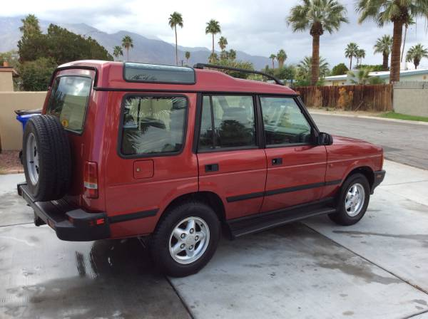 Compare AAA  Insurance Policy Quote For 1997 LAND ROVER DISCOVERY DISCOVERY-WAGON 4 DOOR $118.18 Per Month