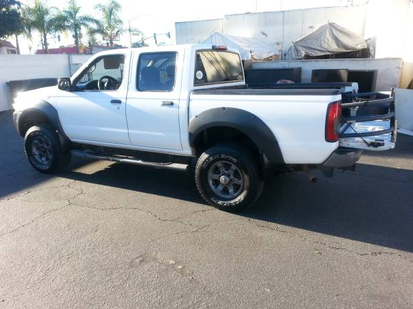 Compare Allied Insurance Policy Quote For 2002 NISSAN FRONTIER KING XE SE 2WD CLUB CAB PICKUP - 3.3L V6  SFI SOHC 12V NS4 $152.57 Per Month