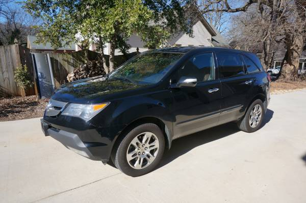 Compare Allstate Insurance Policy Quote For 2007 ACURA MDX 4WD WAGON 4 DOOR - 3.7L V6  PFI SOHC 24V NP4 $95.91 Per Month