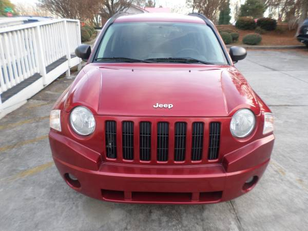 Compare Allstate Insurance Policy Quote For 2007 JEEP COMPASS LIMITED 4WD WAGON 4 DOOR - 2.4L I4  SFI DOHC      S $157.18 Per Month