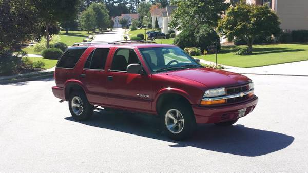 Compare American Automobile Insurance Policy Quote For 2002 CHEVROLET BLAZER 4WD WAGON 2 DOOR - 4.3L V6  FI  OHV  12V NF2 $119.2 Per Month