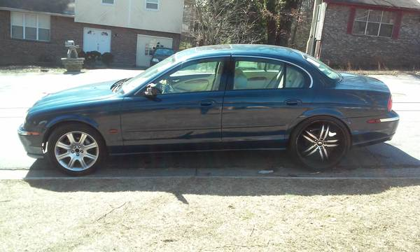 Compare American Standard Insurance Policy Quote For 2000 JAGUAR S-TYPE 2WD SEDAN 4 DOOR - 4.0L V8  SFI DOHC 32V NS $137.96 Per Month