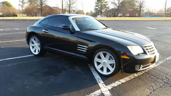 Compare Farmers Insurance Policy Quote For 2004 CHRYSLER CROSSFIRE LTD 2WD COUPE - 3.2L V6  FI  SOHC 18V NF $119.39 Per Month