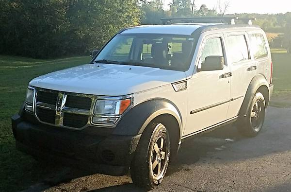 Compare Farmers Insurance Policy Quote For 2008 DODGE NITRO SLT 4WD WAGON 4 DOOR - 3.7L V6  SFI OHV      NS4 $115.18 Per Month