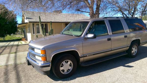 Compare GEICO Insurance Policy Quote For 1999 CHEVROLET K2500 SUBURBAN 4WD WAGON 4 DOOR - 7.4L V8  SFI          NS $206.76 Per Month