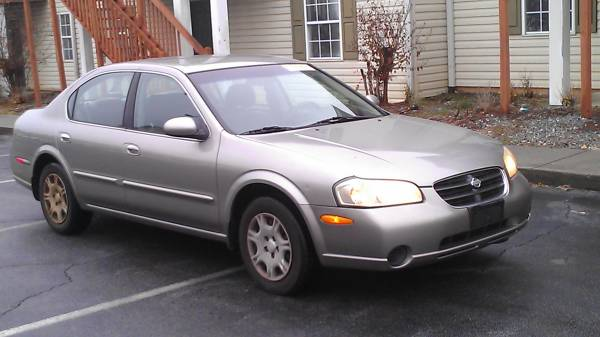Compare GEICO Insurance Policy Quote For 2000 NISSAN MAXIMA GLE GXE SE 2WD SEDAN 4 DOOR - 3.0L V6  FI  DOHC 24V NF $119.34 Per Month
