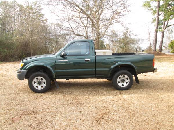 Compare GEICO Insurance Policy Quote For 2000 TOYOTA TACOMA PRERUNNER 2WD PICKUP - 2.7L L4  FI  DOHC     NF $168.47 Per Month