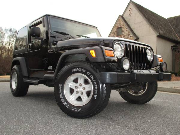 Compare Infinity Insurance Policy Quote For 2004 JEEP WRANGLER SPORT TJ SPORT WRANGLER TJ-WAGON 2 DOOR $143.47 Per Month