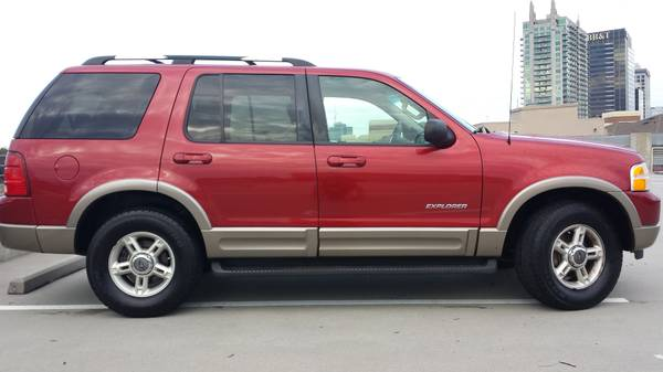 Compare Liberty Mutual Insurance Policy Quote For 2002 FORD EXPLORER EDDIE BAUER EXPLORER-WAGON 4 DOOR $51.14 Per Month