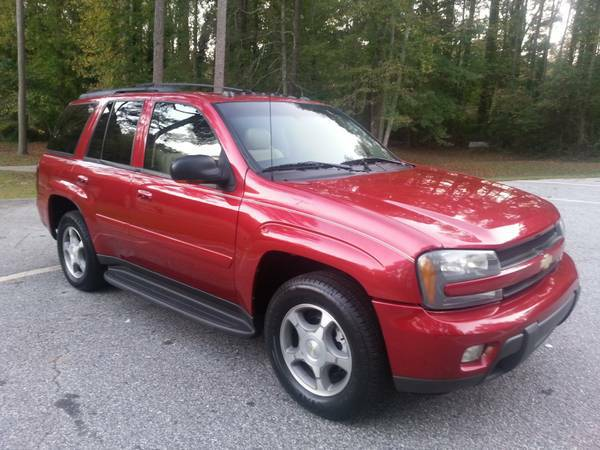 Compare Nationwide Insurance Policy Quote For 2005 CHEVROLET TRAILBLAZER LS LT 4WD WAGON 4 DOOR - 4.2L L6  MPI          NM $124.15 Per Month