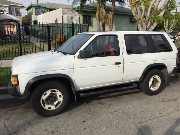 Compare Progressive Insurance Policy Quote For 1995 NISSAN PATHFINDER XE LE 2WD WAGON 4 DOOR - 3.0L V6  FI  SOHC     NF $138.65 Per Month