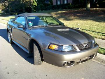 Compare Progressive Insurance Policy Quote For 2001 FORD MUSTANG CONVERTIBLE $119.72 Per Month