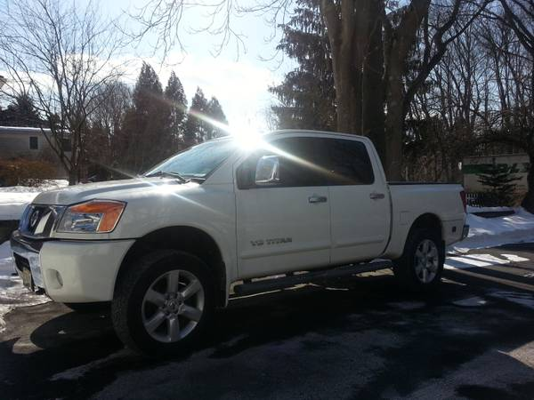 Compare Safeway Insurance Policy Quote For 2010 NISSAN TITAN XE SE LE 2WD CLUB CAB PICKUP - 5.6L V8  SFI DOHC 32V NS4 $146.25 Per Month