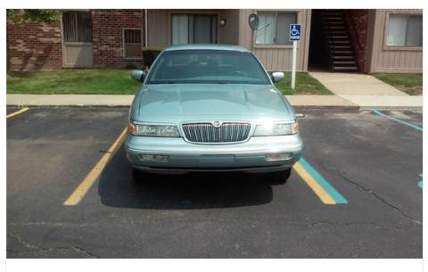 Compare State Farm Insurance Policy Quote For 1995 MERCURY GRAND MARQUIS GS 2WD SEDAN 4 DOOR - 4.6L V8  FI           NF $130.27 Per Month