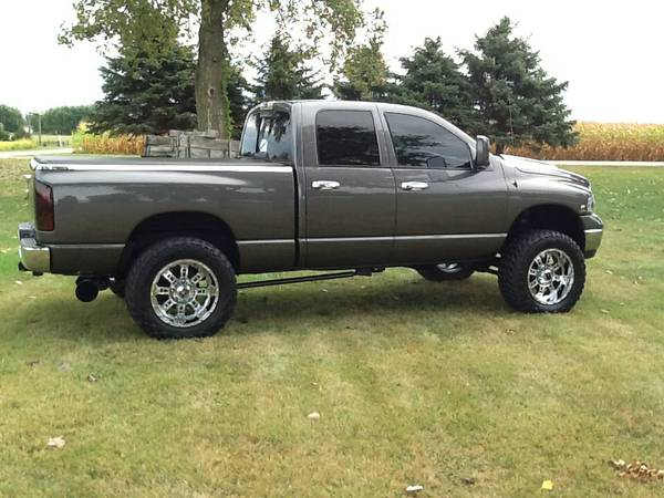 Compare State Farm Insurance Policy Quote For 2004 DODGE RAM 2500 ST SLT 4WD PICKUP - 5.9L L6  DIR           D $84.56 Per Month
