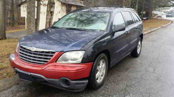 Compare State Farm Insurance Policy Quote For 2005 CHRYSLER PACIFICA 4WD WAGON 4 DOOR - 3.5L V6  FI       24V NF4 $178.43 Per Month