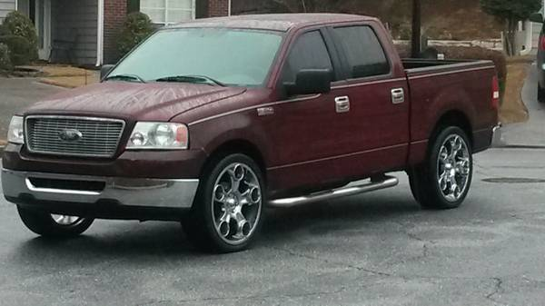 Compare State Farm Insurance Policy Quote For 2006 FORD F150 4WD 4 DOOR EXT CAB PK - 5.4L V8  FI  SOHC     NF $203.77 Per Month