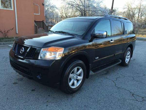 Compare State Farm Insurance Policy Quote For 2008 NISSAN ARMADA 4WD WAGON 4 DOOR - 5.6L V8  SFI DOHC 32V NS4 $40.3 Per Month