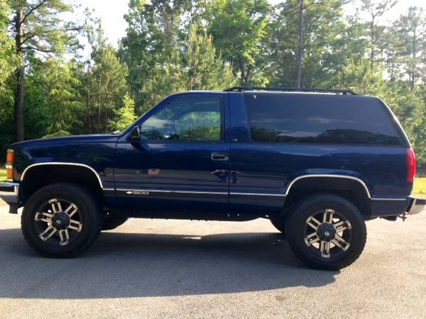 Compare Unitrin Direct Insurance Policy Quote For 1995 CHEVROLET K1500 TAHOE 4WD WAGON 2 DOOR - 5.7L V8  TBI OHV  16V NB2 $130.02 Per Month