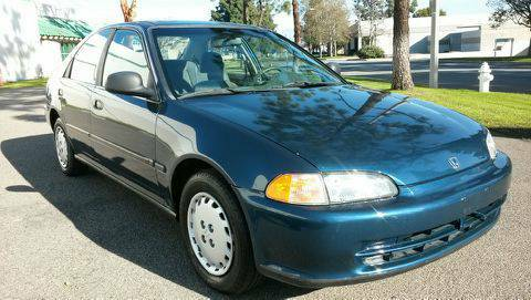 GEICO General Insurance Rate Quote For 1994 HONDA CIVIC EX CIVIC-SEDAN 4 DOOR $170.41 Per Month 9418527