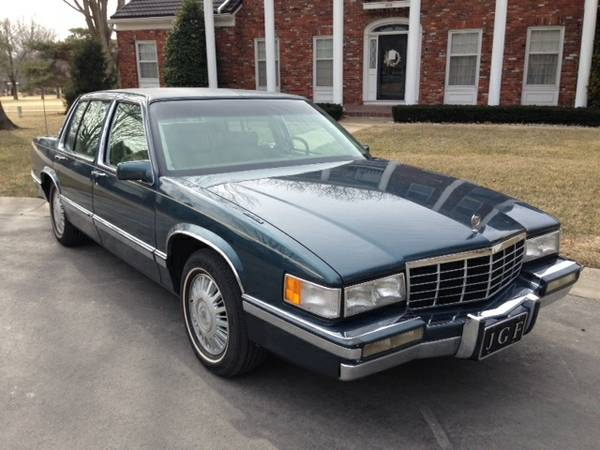 Insurance Quote For 1993 CADILLAC DEVILLE 2WD SEDAN 4 DOOR ...