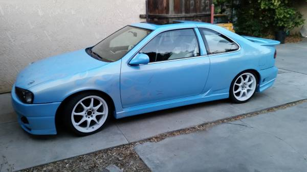 Insurance Quote For 1996 NISSAN 200SX SE-R 200SX-COUPE $88.9 Per Month