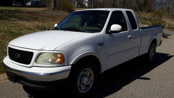 Insurance Quote For 2001 FORD F150 2WD PICKUP - 5.4L V8  PFI SOHC 16V NP2 $65.18 Per Month