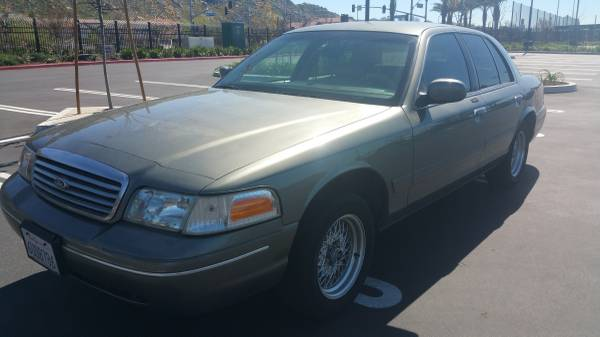 Insurance Quote For 2002 FORD CROWN VICTORIA SEDAN 4 DOOR $45.38 Per Month
