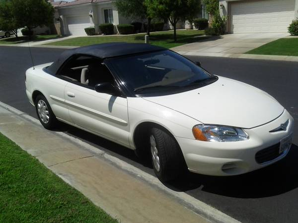Insurance Quote For 2003 CHRYSLER SEBRING LX PILLARD HARDTOP 2 DR $156.96 Per Month