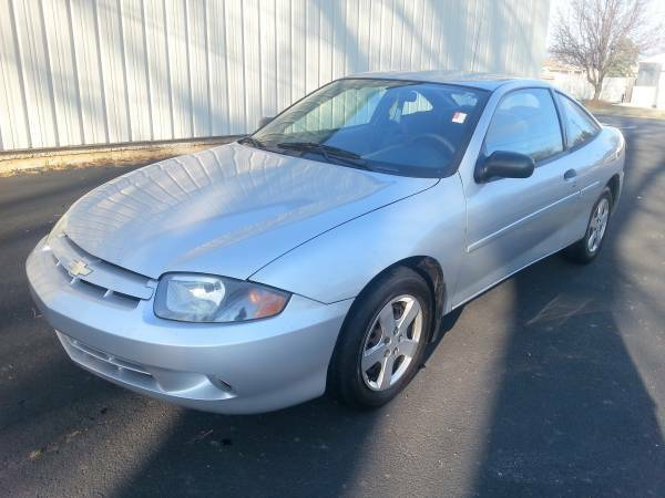 Insurance Quote For 2004 CHEVROLET CAVALIER 2WD COUPE - 2.2L L4  MPI DOHC     NM $111.28 Per Month