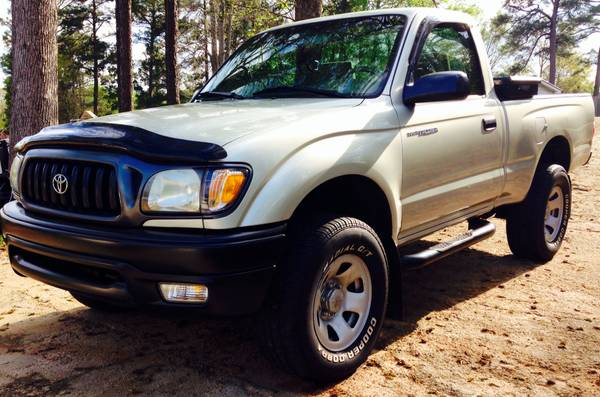 Insurance Quote For 2004 TOYOTA TACOMA 2WD PICKUP - 2.4L L4      DOHC 16V $221.1 Per Month