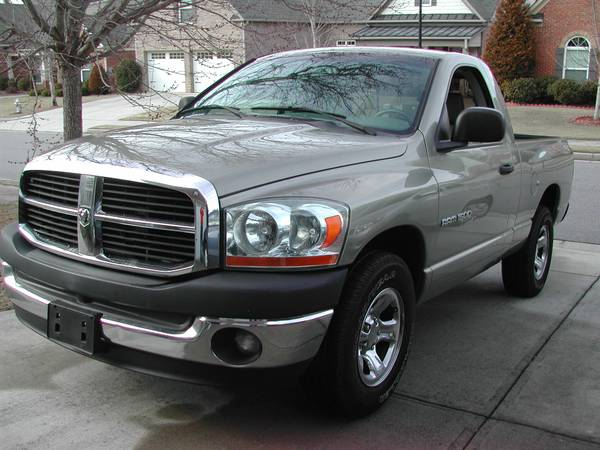 Insurance Quote For 2006 DODGE RAM 1500 QUAD ST SLT 2WD CREW PICKUP - 4.7L V8  SFI OHV      NS2 $222.53 Per Month
