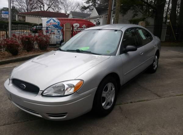 Insurance Quote For 2006 FORD TAURUS SE TAURUS-SEDAN 4 DOOR $167.63 Per Month