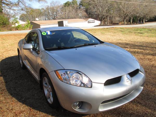 Insurance Quote For 2007 MITSUBISHI ECLIPSE GS 2WD HATCHBACK 2 DOOR - 2.4L L4  FI  SOHC     NF $212.04 Per Month