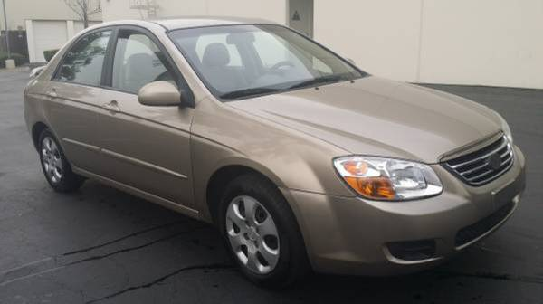 Insurance Quote For 2008 KIA SPECTRA EX LX SX 2WD SEDAN 4 DOOR - 2.0L L4  PFI DOHC 16V NP4 $222.55 Per Month
