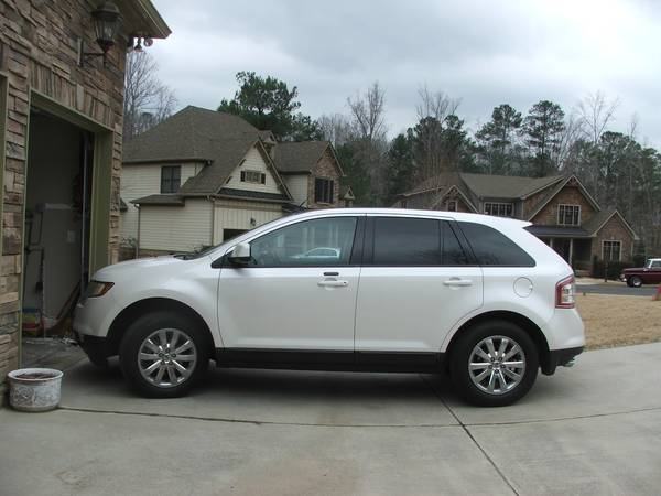 Insurance Quote For 2010 FORD EDGE SEL 2WD WAGON 4 DOOR - 3.5L V6  FI  DOHC 24V NF4 $154.22 Per Month