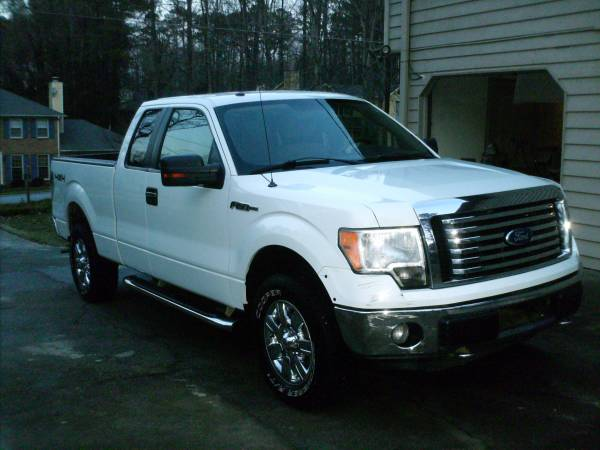 Insurance Quote For 2010 FORD F150 4WD PICKUP - 5.4L V8  FI  SOHC     NF $184.12 Per Month