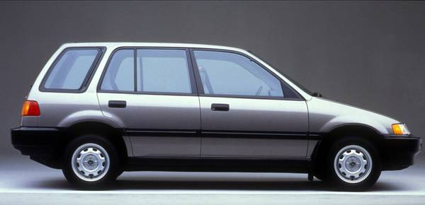 Insurance Quote For 1991 HONDA CIVIC CRX HATCHBACK 2 DOOR $43.02 Per Month