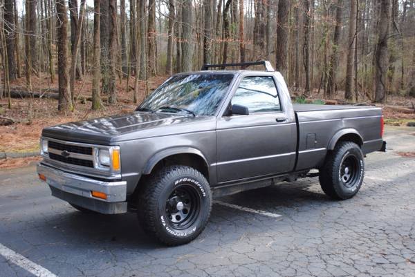 Insurance Quote For 1992 CHEVROLET S10 BLAZER WAGON 2 DOOR $127.94 Per Month