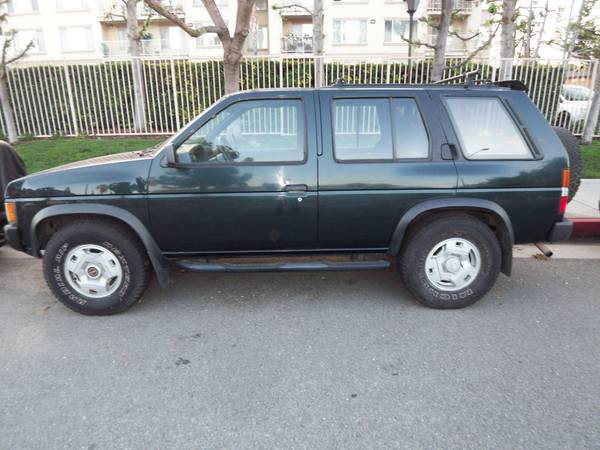 Insurance Quote For 1994 NISSAN PATHFINDER LE SE XE 4WD WAGON 4 DOOR - 3.0L V6  FI  SOHC     NF $223.74 Per Month
